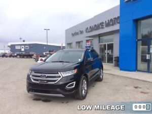 2016 Ford Edge Titanium  - Leather Seats -  Bluetooth