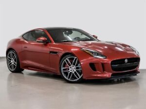 2016 Jaguar F-Type Coupe R AWD @2.9% INTEREST CERTIFIED 6 YEARS
