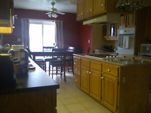 Avail June 1st - Pet & Family Friendly, Non Smoking 3 Bed Duplex