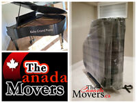 Moving House,Condo,Piano Movers&Pool Table Movers (647)885-0450