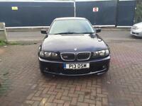 2003 BMW 3 Series 2.0 320d SE 4dr
