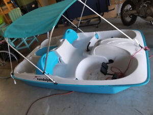 Canadian Tire Pedal Boat For Sale