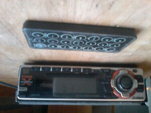 Sony 200w Cd-Radio