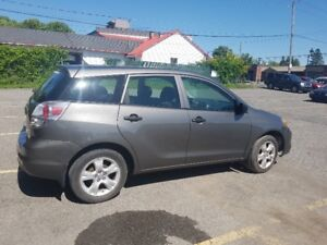 2007 Toyota Matrix 5 speed,A/C, 199K, For Export!!!