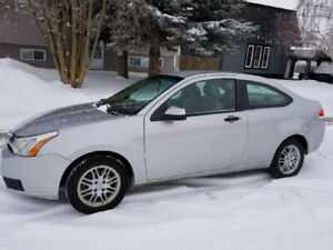 2008 Ford Focus (Low Km!)