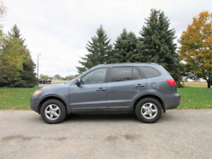 2008 Hyundai Santa Fe GL AWD w/ Just 165K!!  ALL NEW DISC BRAKES