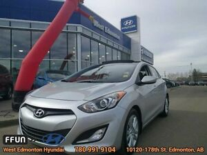 2015 Hyundai Elantra GT GLS bluetooth xm radio heated seats p...