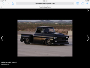 1950-54 Chevrolet or gmc pick up