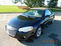 SOLD!!!  Immaculate 2005 Chrysler Sebring Limited Convertible