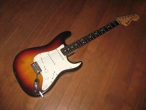 Fender Stratocaster Highway One sunburst USA
