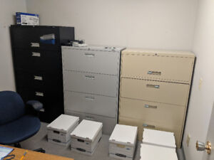 Commerical Filing Cabinets