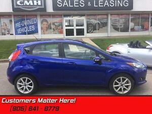 2015 Ford Fiesta SE  SYNC, Aluminum Wheels, Steering Wheel Audio