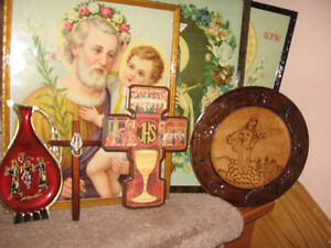 Various Religious Pictures For Sale. VARIOUS PRICES!