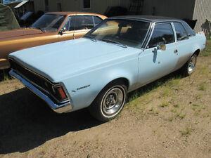 Rare Western 1970 304 V8 AMC Hornet SST!