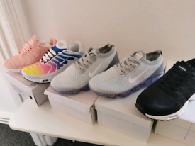Men's clothing and trainers