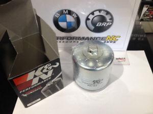 FILTRE HUILE K&N KN-163 - MOTO BMW 1100/1200