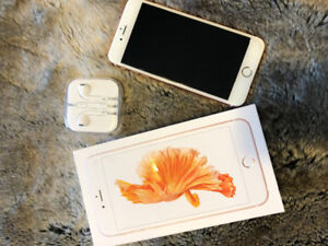 iPhone 6s Plus - Rose Gold - 64GB - ROGERS