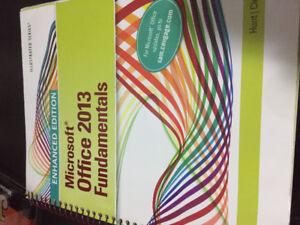 Microsoft office 2013 fundamentals enhanced edition