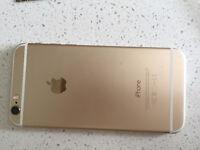 Iphone 6 gold 16g- bon état 550$ négociable
