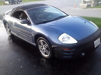 2004 Mitsubishi Eclipse gts convertible spyder price reduced