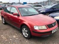 1998/S Volkswagen Passat 1.8 20v ( a/c ) S FULL MOT EXCELLENT RUNNER