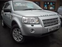 Land Rover Freelander TD4 Xs DIESEL MANUAL 2009/09