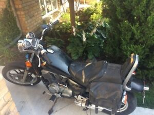 Great Starter Bike/Needs Minor work/1986 Honda Shadow VT500
