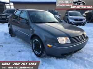 2004 Volkswagen Jetta GLS...FWD..MINT AND LOADED  - Local
