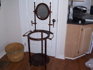Vintage Pitcher and Wash Basin Stand