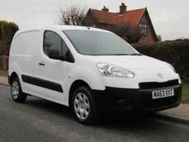 2013 Peugeot Partner 850 1.6 HDi 92 PROFESSIONAL VAN ** 61,000 MILES * FULL H...
