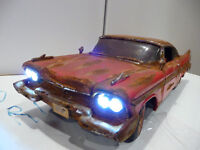 diecast 1/18 plymouth fury 1958 christine unrestored