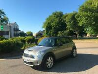 2007/57 Mini 1.6 ( 175bhp ) ( Chili ) Cooper S 3 Door Hatchback Silver (46,000)