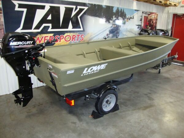 Used 2015 Lowe Jon Boats