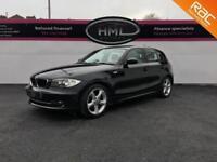 2009 09 BMW 1 SERIES 2.0 116D SPORT 5 DOOR 115 BHP DIESEL