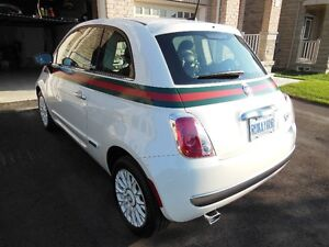 2012 Fiat 500 GUCCI Edition...SOLD...SOLD...SOLD!!!