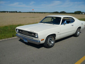 Duster, 1972 340 4 speed