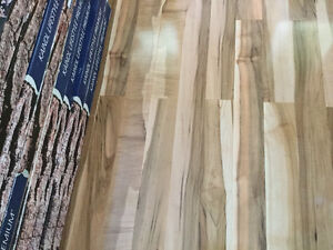 Satin Walnut Quality Laminate Floorng