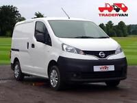 15 NISSAN NV200 1.5DCI ACENTA 90PS DIESEL MANUAL