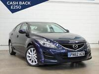 2012 MAZDA 6 2.2d [129] Business Line Low Miles Cruise Aircon