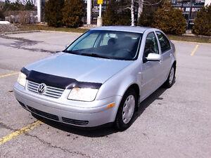 Volkswagen Jetta extra clean négociable