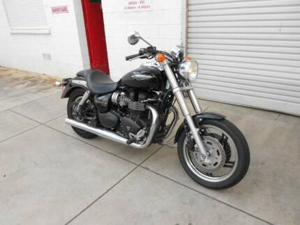 2008 TRIUMPH SPEEDMASTER CRUSIER