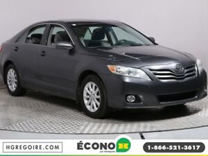 2010 Toyota Camry XLE A/C CUIR TOIT MAGS