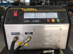 Landa 300psi pressure washer