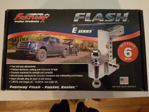 Trailer Hitch-Fastway FLASH E series