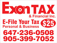 File your Personal Tax, Business Tax, Bookkeeping, and Payroll