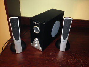 SPEAKERS - Nexxtech Multimedia speakers
