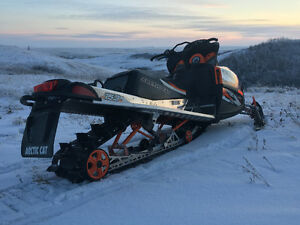2008 M8 Arctic Cat 1 owner and has never slept outside