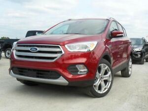2018 Ford Escape *DEMO* TITANIUM 2.0L 4CYL 400A