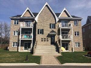 Lease transfer condo 4 1/2 near hospital/college Valleyfield