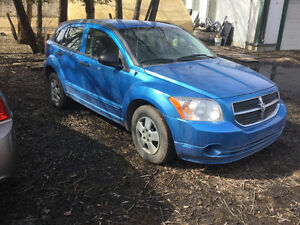 2009 Dodge Caliber 4door Hatchback